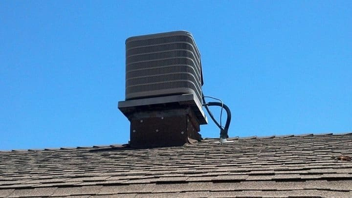 Rooftop ac