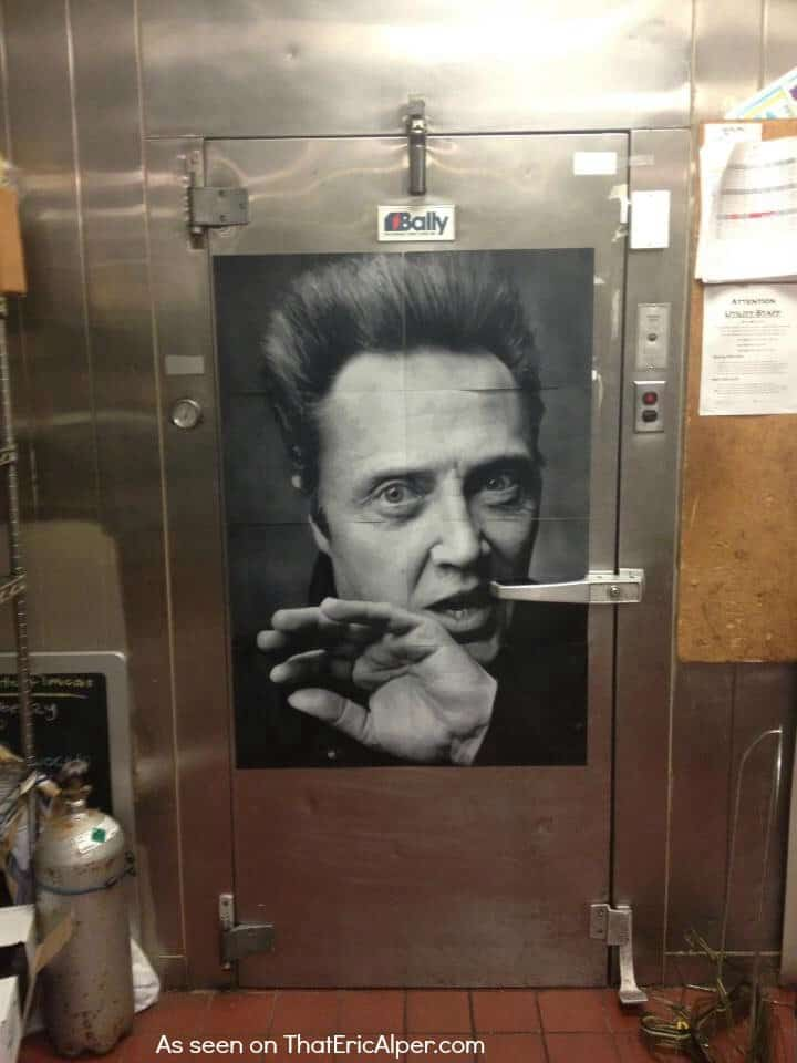 Walk-in or walken?