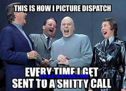 dispatcher problems