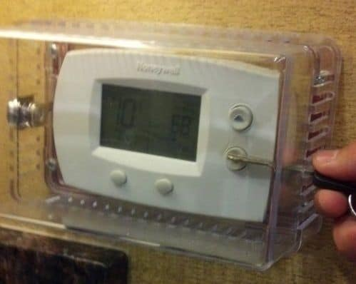 Thermostat Hacker!