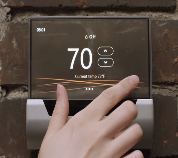 Microsoft Thermostat